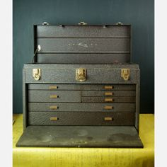 Kennedy Machinist Toolbox, $199, now featured on Fab.