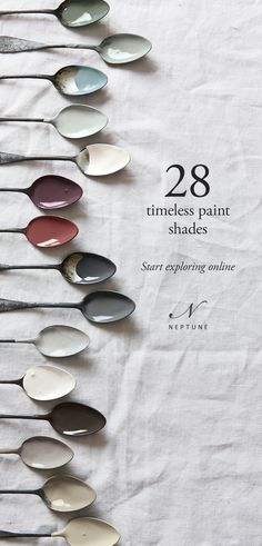 Our signature paint shades are blended in house. With 32 paint colours to choose from, matt emulsion & eggshell paint, there's a scheme to suit every interior. Room Colors, Wall Colors, Paint Colors, Paint Shades, Reception Rooms, Color Stories, Colour Schemes, Bedroom Apartment, Color Inspiration