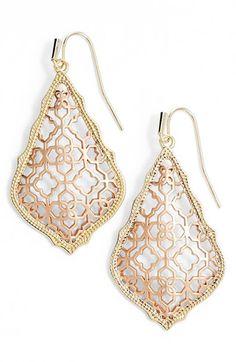 Kendra Scott 'Mystic Bazaar - Addie' Drop Earrings available at #Nordstrom