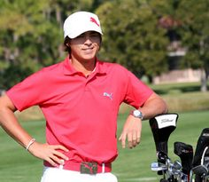 Rickie Fowler love♥ Love him!! He is my hubby!
