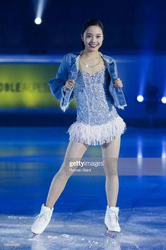 Best 10 Marin Honda of Japan during the French Internationals of Grenoble on November 25 2018 in Grenoble France Kim Yuna, Honda, Athletic Fashion, Athletic Women, Asian Woman, Asian Girl, Figure Skating Outfits, Medvedeva, Women Figure