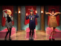 Kyary Pamyu Pamyu ♪ Fashion Monster ☆ g.u. CM (Knit Dress) , YouTube