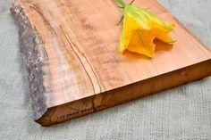 Rustic Wood Cutting Board