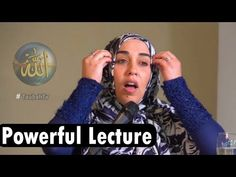 Islamic Lectures of Yasmin Mogahed, Mufti Ismail Menk, Islamic Speakers: Amazing Lecture By Sister Yasmin Mogahed 2018 Speakers, Islamic, Sisters, Amazing, Music Speakers, Loudspeaker, Sister Quotes