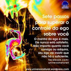 O ego tenta convencer-se de que vivemos em um mundo onde a 'causa' de tudo o que acontece está localizada fora de nós. Nossas experiências, portanto, seriam apenas 'efeitos'. Nossa vida nada mais seria do que uma série de respostas a acontecimentos exteriores, como se não tivéssemos nenhum poder de escolha.http://bit.ly/1iK7ZbN #universonatural #mergulhointerior #limpezaenergetica
