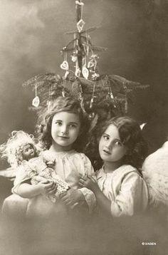 Lovely vintage Angels