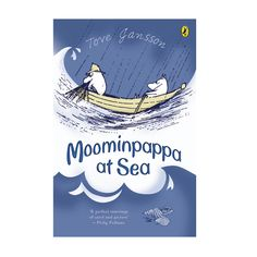 A Moomintroll is small and shy and fat, and has a Moominpappa and a Moominmamma. Moomins live in the forests of Finland. One day Moominpappa is feeling at a loss. He has no idea what to do with himself because it seems everything has already been done. So he takes...