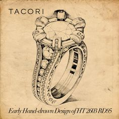 The King of the Tacori RoyalT Collection (HT 2603 RD95)