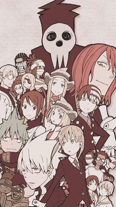 Soul Eater, the manga