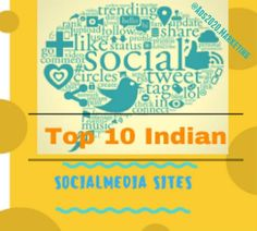 10 Best Websites in India for Social networking #SocialMedia Business #Marketing Traffic Ads SEO #top10 List…: 10 Best… from @vinaivil