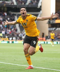 Wolves striker Raul Jimenez excused from summer trip to China Football Players Images, Soccer Players, Chelsea Fc Wallpaper, Wolverhampton Wanderers Fc, Europa League, Fa Cup, Summer Travel, Fc Barcelona, Premier League