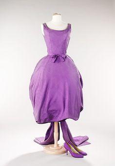 Ensemble  Hubert de Givenchy, 1959  The Metropolitan Museum of Art