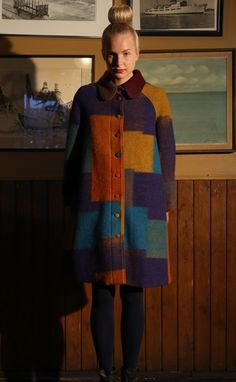 A/W 2013-2014 Collection Rotterdam by Ivana Helsinki, Paola Suhonen.