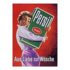 German Persil ad