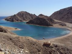 Egypt, Taba - The Fjord