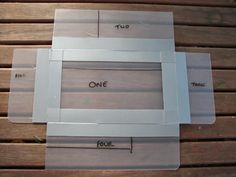 flexible cutting mats and duct tape cut to fit wooden mold