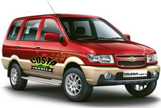Car Travels in Tenali, Car Travels in Guntur, Car Travels in Vijayawada. Costa Car travels (Costa Car Travels & Rentals) Chevrolet Tavera Car available for rent & self drive