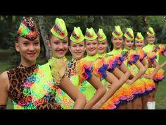 PROMO VIDEO - majorettes TINA Bratislava, Slovakia (HD video) - YouTube