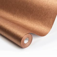 $63.80 on clearance! Tranquil Copper Wallpaper by Graham and Brown