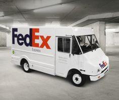 Smith FedEx Truck