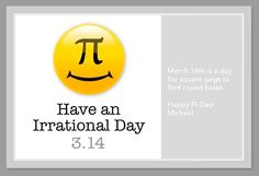 Have an irrational day.