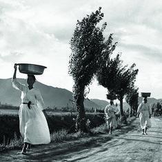H. Edward Kim | Homeward Bound | Pyungtak, Korea, 1957