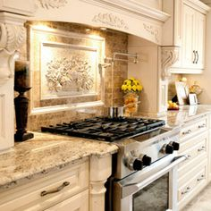 Beautiful, Photos and Kitchen cabinetry on Pinterest