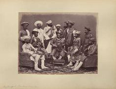 S. Bourne, Robertson & Shepherd. [An album of photographs of Indian…
