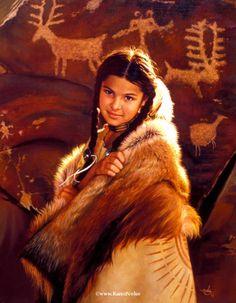 Western and Native American Fine Art by Karen Noles 94