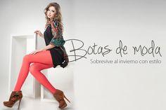 Botas de moda   Sixbysixth.mx