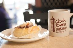 Clock Tower Bakery- Sinfully sweet cakes, gooey cinnamon rolls and hearty breads, oh my!