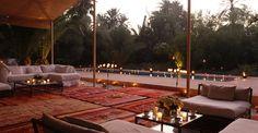 Jnane Tamsna Guest House, Marrakech, Morocco | Morocco Desert Tour | Natural Habitat Adventures