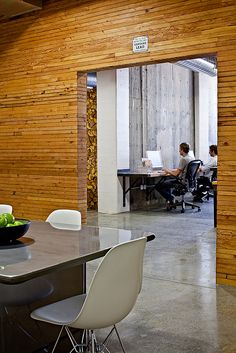 Reclaimed lath wall.