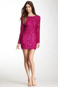 pink sparkle dress....I NEED this dress