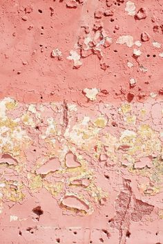 Rose Quartz and Serenity, Pantone Color for 2016 - Rose Quartz Pink Texture Textures Patterns, Color Patterns, Print Patterns, Peeling Paint, Fuchsia, Coral, Pink Yellow, Everything Pink, Color Rosa
