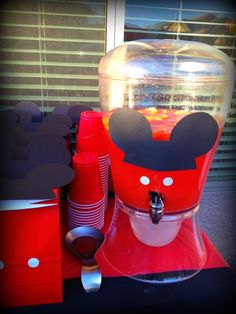 """Photo 24 of 24: Mickey Mouse / Birthday """"Maxim's Mickey Mouse Extravaganza!"""" 