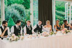 Real Wedding: Lisa & Scott - Country Romance - Photo: Zoe Morley Photography