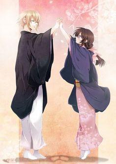 Kazama + Chizuru