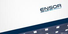ENSOR   Projekt druków reklamowych
