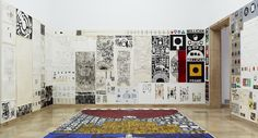 Matt Mullican – Organizing the World, Haus der Kunst, 2011, photo Jens Weber, Munich