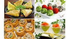 10 مقبلات شهية للعزومات