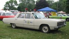 1967 Plymouth Fury, Illinois State Police