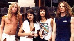 James, Lars Kirk & Cliff