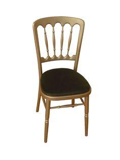 The Gold Cheltenham (Red Seat Pad) seats we're having