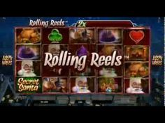 This December Santa is coming to town in a big way thanks to the new Secret Santa online slot by Microgaming. Royal Vegas Casino is proud to bring you this n. Secret Santa Online, Vegas Casino, Slot, Festive, Videos, Christmas, Xmas, Navidad, Noel