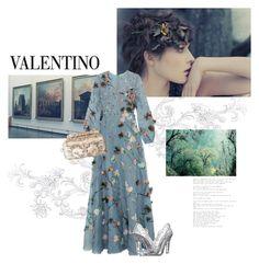 """""""タイトルなし #321"""" by scarlet ❤ liked on Polyvore featuring Market, Valentino, Givenchy and Dolce&Gabbana"""