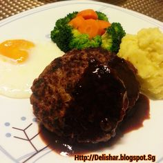... hamburg steak hambagu delishar japanese hamburg steak hambagu one of