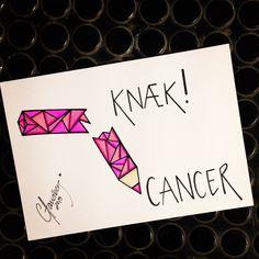 Chanberg kan ikke lade være med at støtte! <3 #Knækcancer