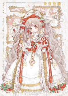 Kawaii Art, Kawaii Anime Girl, Anime Art Girl, Manga Art, Manga Anime, Anime Drawings Sketches, Anime Sketch, Mini Canvas Art, Female Anime