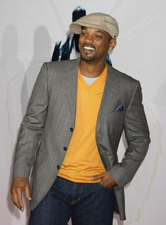 Will Smith- he is soooo sexy handsome to me love him!
